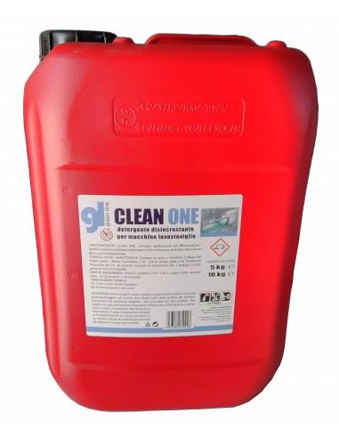 CLEAN ONE disincrostante acido...
